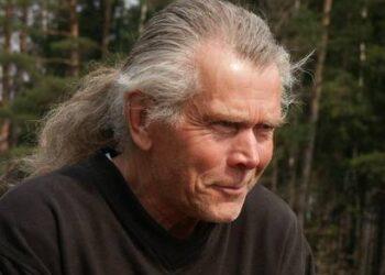 Fotomenininkas Algimantas Arcimavičius atėjus pavasariui vėl įsikūrė miškuose.