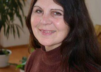 """""""Širdies balso"""" vadovė Svetlana Blai."""