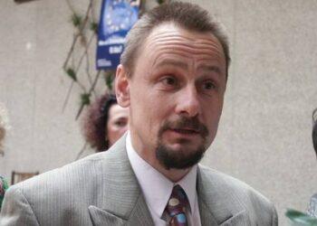 Konstitucijos egzamino finale dalyvavo Anykščių meras Sigitas Obelevičius. Jono JUNEVIČIAUS nuotr.