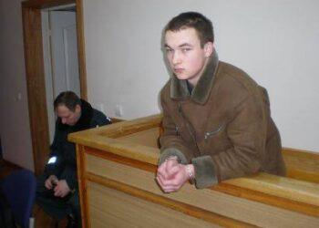 Buvęs Anykščių technologijos mokyklos moksleivis Vitalijus Mackevičius nuteistas už žmogžudystę, pasikėsinimą seksualiai prievartauti ir viešosios tvarkos pažeidimą.