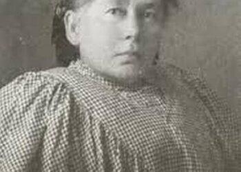 Rašytoja Gabrielė Petkevičaitė - Bitė.