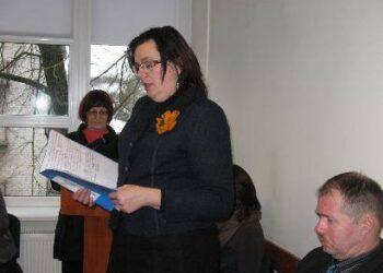 Raguvėlės pagrindinės mokyklos direktorė Vilma Diržytė tikino, kad stengsis į mokyklą sugrąžinti vaikus. Vidmanto ŠMIGELSKO nuotr.