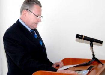 Seimo nario padėjėjas, rajono tarybos narys Alfrydas Savickas trečiadienį mitingavo Vilniuje.