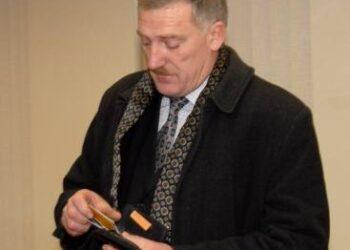 Teisiamasis Antanas Katliorius kaskart teismui pateikia naujų prašymų, kuriais siekiama tikrinti kitų pareigūnų veiksmus. Jono JUNEVIČIAUS nuotr.