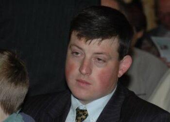 Rajono Tarybos narys, socialdemokratas Dainius Žiogelis.