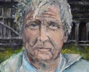 Aurimas Baliukas. Senelis pačiame jėgų žydėjime.