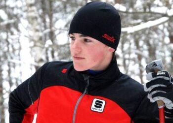 Anykštėnas Vytautas Strolia - vienintelis Lietuvos slidininkas kovosiantis olimpinėse Sočio trąsose. Jono JUNEVIČIAUS nuotr.