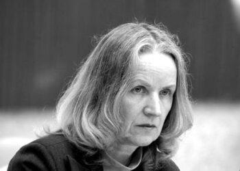 A.Vienuolio progimnazijos direktore Irena Andrukaitiene skundžiasi mokyklos profsąjungos. Jono JUNEVIČIAUS nuotr.