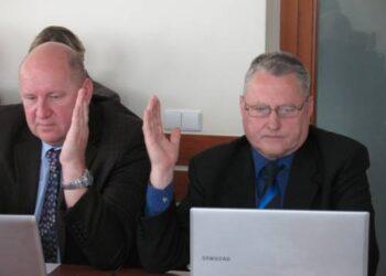 Alfrydas Savickas (dešinėje) mano, kad vyksta politinis susidorojimas. Vidmanto ŠMIGELSKO nuotr.