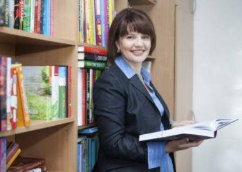 "UAB ""ALG knygynai"" direktorė Lilija Tolbatova."