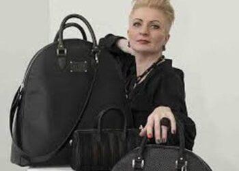 Žinoma dizainerė Aušra Haglund naujausią drabužių ir aksesuarų kolekciją pristatys anykštėnams. Nuotrauka iš interneto