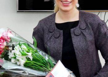 Veneta Veršulytė - jau savivaldybės administracijos direktorė. Jono JUNEVIČIAUS nuotr,