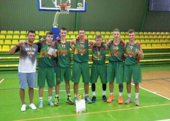Varžybų nugalėtojai - Joniškio krepšininkai