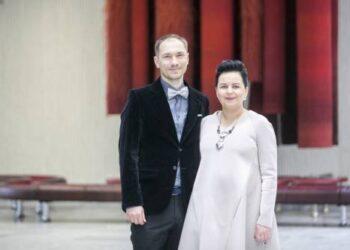 Kristinos Kruopienytės ir Tomo Narūno vestuvės. Irmanto Gelūno/15min.lt nuotr..