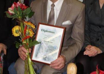 Pernai Teresės Mikeliūnaitės kultūros premija skirta kraštotyrininkui, fotografui, visuomenininkui Tautviliui Užai.