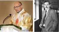 Į šių metų rajono garbės piliečius buvo pasiūlytos kunigo Sauliaus Filipavičiaus ir mokytojo Vaclovo Bražėno kandidatūros. Jono JUNEVIČIAUS nuotr.