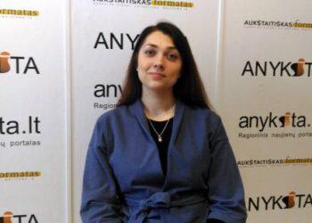 Anykščių turizmo informacijos centro direktorė Vilanda Reikalienė.