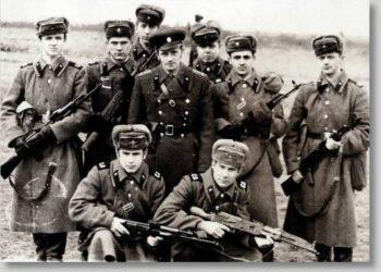 Tarnavimas Sovietų kariuomenėje daugeliui vyrų paliko neišdildomų įspūdžių.