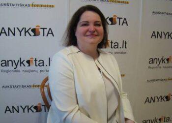 Lietuvos kaimo turizmo asociacijos tarybos pirmininkė, verslininkė Gitana Mileikaitė.