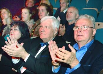 Dainuojančius kolegas iš visos Lietuvos į Anykščius jau trečia kartą sukviečia Anykščių ligoninės vyr.gydytojas Dalius Vaiginas. Jono JUNEVIČIAUS nuotr.