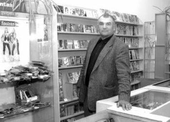 Anykštėnas Artūras Šajevičius verslo pradžiamokslį gavo prekiaudamas vinilinėmis plokštelėmis.