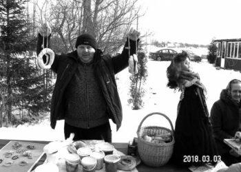 Kam skaniųjų Budrių bendruomenės pirmininko Valentino Gudėno keptų riestainių?