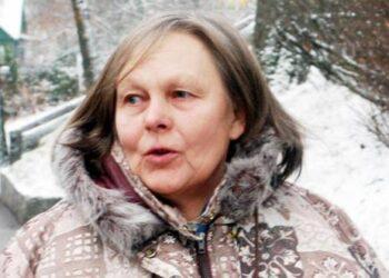 Marijona Fergizienė žinoma kaip visuomeniška Anykščių miesto gyventoja.