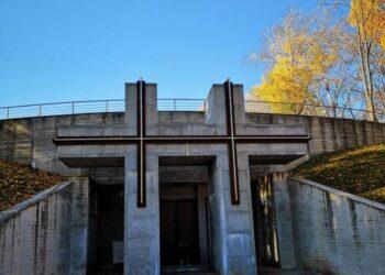 Koplyčia – kolumbariumas Tuskulėnų rimties parke.