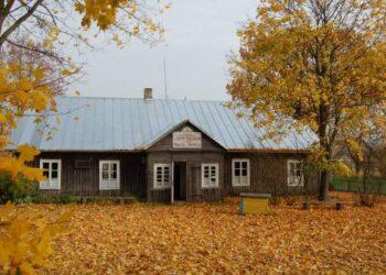 Prieš daugiau kaip tris dešimtmečius restauravus buvusios Kunigiškių pradžios mokyklos pastatą buvo įkurtas kolūkinis muziejus, Atgimimo metais tapęs Svėdasų krašto (Vaižganto) muziejumi.
