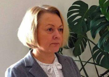 Anykščių švietimo pagalbos tarnybos vadovė Jolanta Bakšienė nusprendė karjerą tęsti mokykloje. Nuotrauka iš Anykščių švietimo pagalbos tarnybos internetinio puslapio.