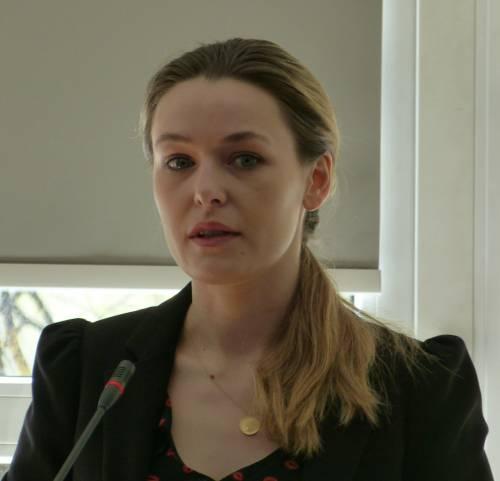 33-ejų Ligita Kuliešaitė - 8-oji Anykščių rajono savivaldybės administracijos direktorė. Ji jauniausia iš rajono valdžios.