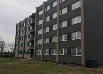 Alantos technologijų ir verslo mokyklos Anykščių filialo bendrabutyje grįžusiųjų iš užsienio izoliacijai netrukus pristigs vietų.