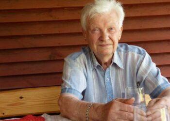 Rašytojas Antanas Drilinga sako, kad jo kolega Juozas Baltušis visada buvo už Lietuvą ir jį kai kas laiko net antitarybininku.