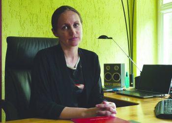 Valstybinės miškų urėdijos Anykščių regioninio padalinio vadovė dr. Monika Sirgėdienė yra trečiosios kartos miškininkė.